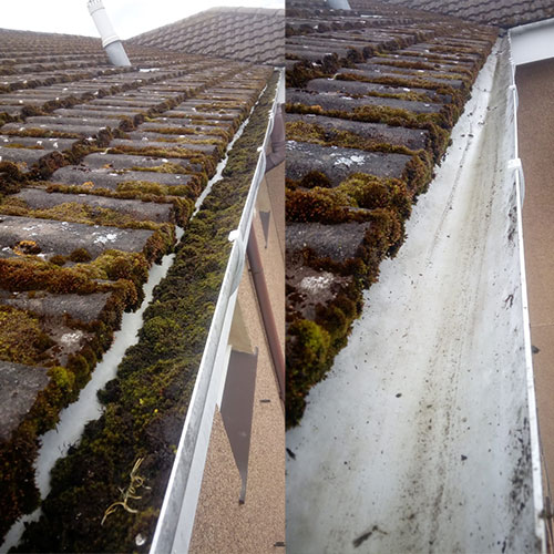 Clean Gutters Inverness CleanCo Highland